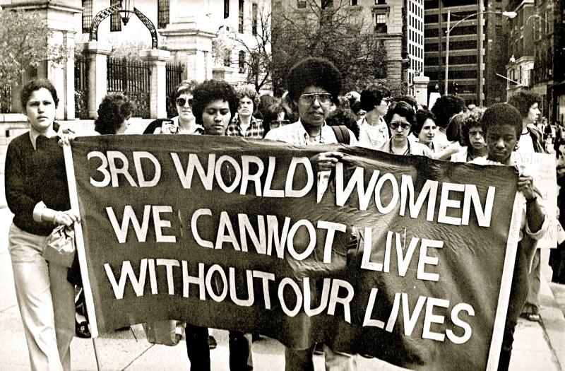 March re 13 Black Women Murdered in Boston  by Tia Cross